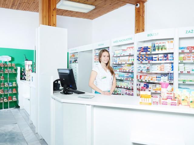 Lékárna EUPHRASIA Ořechov