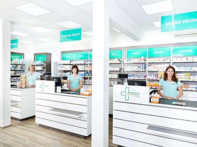 Lékárna EUPHRASIA Brno-Tuřany