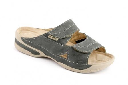 728e1fbbe58d Medistyle LUCY halux šedá. 900 Kč. Zdravotní dámská relaxační obuv ...
